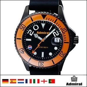 Admiral アドミラル 腕時計 ADM2012HO メンズ ユーロ EURO 2012 限定モデル オランダイメージの画像