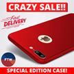 [SPECIAL SALE!] Anti-Fingerprint! Ultra Slim Case! ★ Shatter-Proof Design!★ iPhone 6/6s/6s+/7/7+