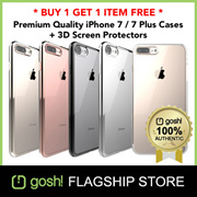 ★Premium Quality★ Gosh! iPhone 7 / 7 Plus Case Screen Protector READY STOCKS!