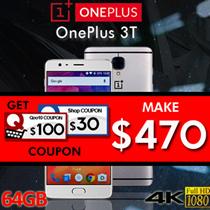 OnePlus 3T 6GB + 64GB OxygenOS 3.5 Qualcomm® Snapdragon 821 A3010 (2.35 GHz)