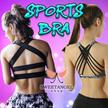 (Christmas Sales)^SweetangelShop Local Seller/Local Exchange^ Premium Sports Yoga Zumba Gym Running Bra *Get Fit Burn those FATS!* Premium Ladies Sports Bra[Medium - High support]