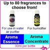 Trial Size (30ml)-[Aroma Essence/ Aroma Concentrate] Aromatherapy for better living.For Water Air Purifier/ Revitalizer/ Revitalisor/ Humidifier Use/ Water Vacuum Cleaner