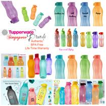 ★Authentic Tupperware★ Aquasafe Eco Fliptop Water Bottle*BPA Free* Best Gift★Lifetime Warranty