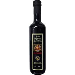 ボーアンドボン ラ・カラベラ バルサミコビネガー 500ml 【フード 調味料・油 酢 バルサミコ酢(調味料)】