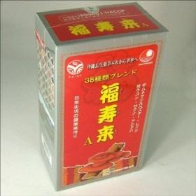 【沖縄健康茶】福寿来 1リットル用ティーバッグ60包 、野草38種ブレンドの画像