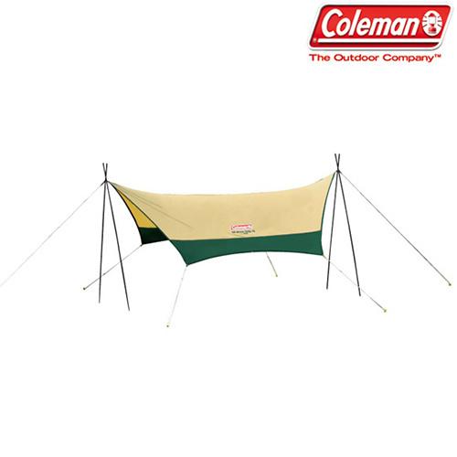 【クリックで詳細表示】Coleman[COLEMAN] コールマン XP HEXA TARP /S (170T16500J) XPヘキサタープ/ S /キャンプ用品/テント/キャンプ/[送料無料]