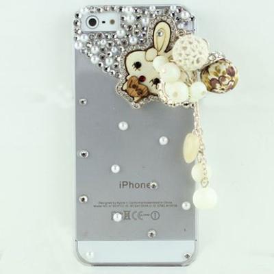 iphone5 カバー デコ 花 iphone4s カバー iPhone 5 4s 4 ケース アイフォン5 カバー アイフォン4s カバー アイフォン4 アイフォン iphone4 カバー スマホカバー スマートフォン スマホケース/au /ブランド/人気 かわいい スマホ アイフォン5ケース カワイイの画像