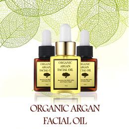 ★Organic argan facial oil★Skin care/ OIL/ Vitamin/ Water light skin/ Skin elasticity/ Moisturize your skin/ SBA_095