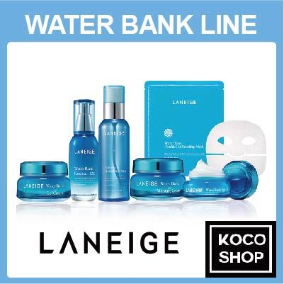 ?LANEIGE WATER BANK Line?CART COUPON APPLICABLE / Gel Cream / Eye Gel / Mist / Mask / Double Oil Deals for only S$40 instead of S$0