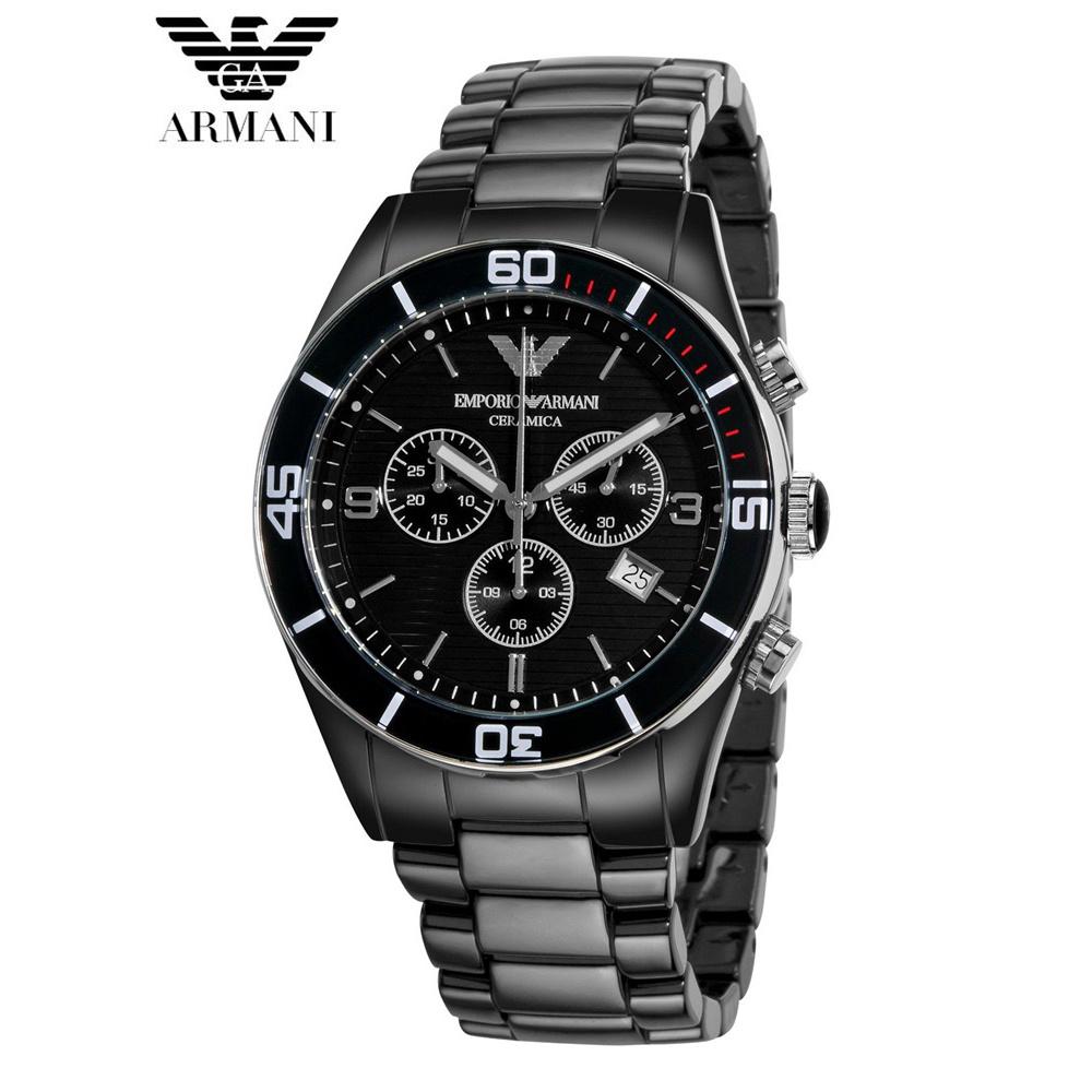 【クリックで詳細表示】EMPORIO ARMANI エンポリオ アルマーニAR1421 腕時計 セラミック ユニセックス 新品 超特価 時計 送料無料 正規輸入品