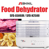 ★SHINIL Food Dehydrator★Home made Dry Food/Shortened drying time/Drying Condition Check/Temperature adjustable/Fruits/vegetables/meats/Food processing/gobiz-007