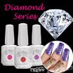 ★NEW! Diamond Series! ★ Gelish Gel Nail Polish Over 500 Colors! ★ Long Wear Long lasting up to 30 days with proper application! ★ Crown Gelish Salon Top Grade Quality Results!★