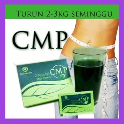 Buy CMP|Bikin Langsing dari bahan alamiah|Satu box lebih ...