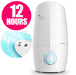 Big CapacityCool Mist Humidifier diffuser Aroma Ultrasonic for Asthma Care Large Capacity / haze mask /