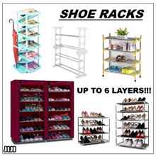 ★Shoe Racks/Cabinets ★Shoe Storage ★Organizer ★Steel Frame ★Multi-Purpose ★Ladder ★Table