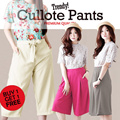(BUY 1 GET 1) Cullote Pants | Celana Kulot | High Quality