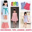 [ORTEZ] Opening Sale★Kids Girls Korean Dress★Leggings ★Tops★Trousers★Blouse★Super Fast Delivery