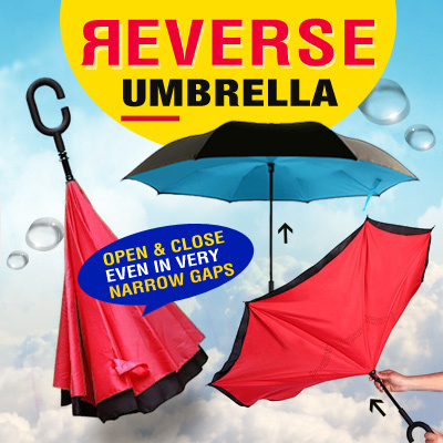 2017 Automatic UmbrellaAuto umbrella/Mini Umbrella/ Inverted Original umbrella/Sg seller Deals for only S$20 instead of S$0