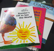Famous Book CHEAPEST Sets of 6 or 10 Award winning Childrens Picture books Giving tree ERIC carle