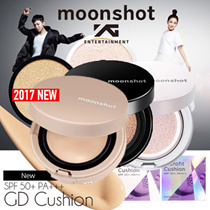 20% + $5 COUPON! [MOONSHOT] 2017NEW Face Perfection Balm Cushion /Microfit Cushion / Moonflash