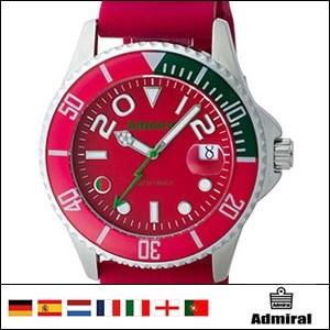 Admiral アドミラル 腕時計 ADM2012PO メンズ ユーロ EURO 2012 限定モデル ポルトガルイメージの画像