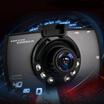 ドライブレコーダー 簡易日本語説明書付き 150度広角レンズ 2.7インチTFT画面  1080Pカメラ  赤外線暗視機能付き 防犯 マイクロSDカード 対応 動体検知 自動録画&録音