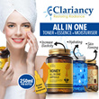 [SPECIAL BUY ONLY AT QOO10! ]Clariancy Scinic SUPER SIZE 250ML HONEY for Elasticity+Moisture /SNAIL for Skin Firming /AQUA for Hydration AMPOULES