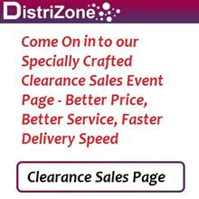 (Group Buy - Shop Distrizone Clearance Items) - Cheaper Better Faster