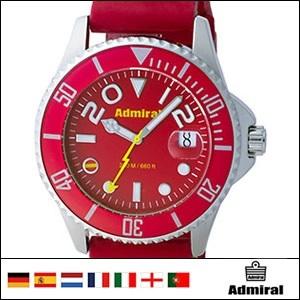 Admiral アドミラル 腕時計 ADM2012SP メンズ ユーロ EURO 2012 限定モデル スペインイメージの画像