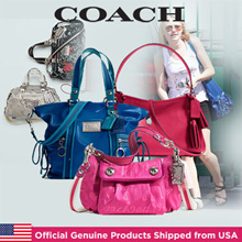 COACH{Limited Edition}Poppy/Convertible Shoulder/Official Genuine Products Shipped from USA