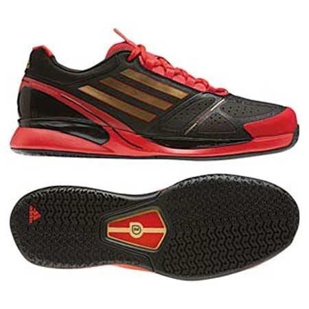 ◆即納◆アディダス(adidas) アディゼロ フェザー 2 ADJ Q21445 【テニスシューズ オールコート メンズ】