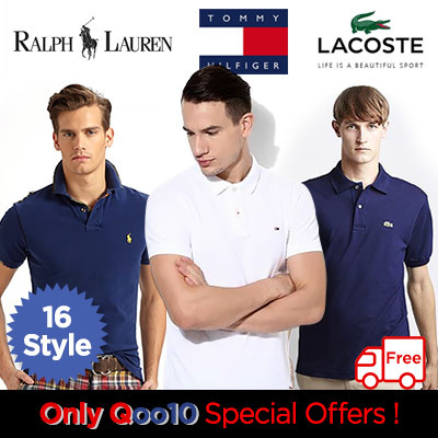 Limited Offers ! ? Ralph Lauren / Tommy Hilfiger / Lacoste 100% Authentic