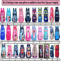 ❤❤❤20+ premium school bag designs/backpacks/waterproof school bags/school backpacks/Children bags/trolley bags/school bags