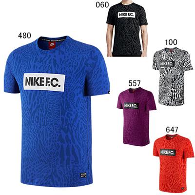ナイキ (NIKE) NIKE F.C. ワイルドグローリートップ 726467 [分類:サッカー プラクティスシャツ]の画像
