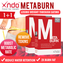 [1+1 Deal] Usual Price: $258 Xndo Metaburn Capsule