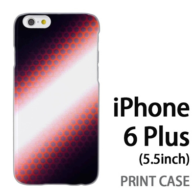 iPhone6 Plus (5.5インチ) 用『No3 閃光』特殊印刷ケース【 iphone6 plus iphone アイフォン アイフォン6 プラス au docomo softbank Apple ケース プリント カバー スマホケース スマホカバー 】の画像