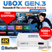 [FREE SHIPPING]-NEW UNBLOCK Tech TV BOX UBOX Bluetooth Version: 1000+ Free Channels/ BEST DEALS