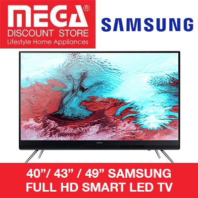 SAMSUNG UA40K5300 40INCH FULL HD SMART LED TV / LOCAL WARRANTY Deals for only S$799 instead of S$0