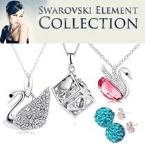 Free earrings+gift box+shipping!Necklace/Bracelet /Bangle /Earrings/Swarovski Element crystal/Gift