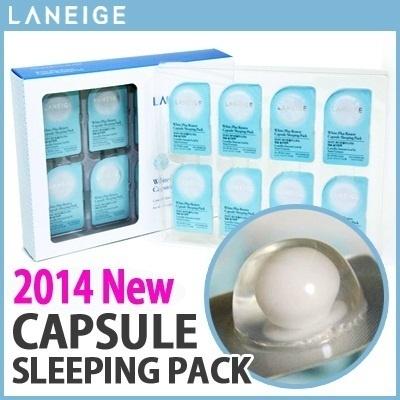 Mặt nạ ngủ dưỡng trắng của Laneige