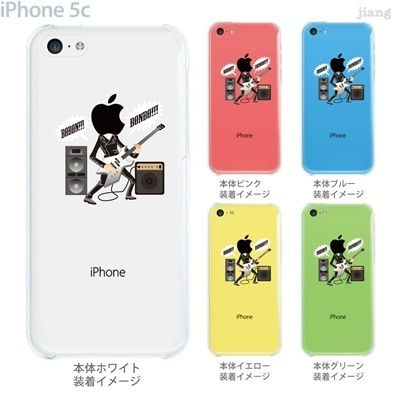 【iPhone5c】【iPhone5c ケース】【iPhone5c カバー】【ケース】【カバー】【スマホケース】【クリアケース】【クリアーアーツ】【Clear Arts】【ベース】 10-ip5c-ca107の画像
