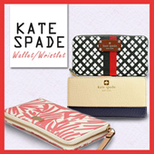 READY STOCK IN SG- KATE SPADE WALLET/WRISTLETS-END OF YEAR SALE