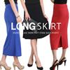 Korean Fashion[All are flat Price!]★Banding Long Skirts   /MIDI SKIRT/Flare Skirt/Long Skirt/Cotton skirt/