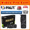 Palit GeForce GTX 1060 Dual 3GB GDDR5 PCI-e Graphics Card 3Years Warranty