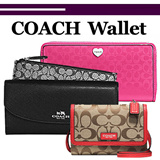 [New York Plus]★COACH★GSS Special Price EVENT!☆ Wallet From USA!