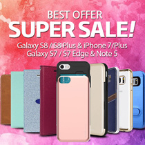 [Super Sale]★Release! Galaxy S8/S8 Plus/iPhone 7/Plus/6S/S7/Edge/J7Prime/S6/A5/A7/2017/Note5/4/3/V20