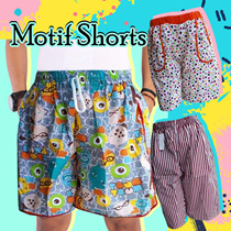 Shorts motif - Unisex