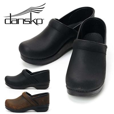 ダンスコ DANSKO レディース サボ/クロッグサンダル/コンフォートシューズ Professional Oiled 22.5-23cm~24.5-25cm 206の画像
