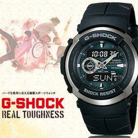 【クリックで詳細表示】カシオCASIO カシオ G-SHOCK Gショック ジーショック Gスパイク G-300-3AV メンズ 腕時計