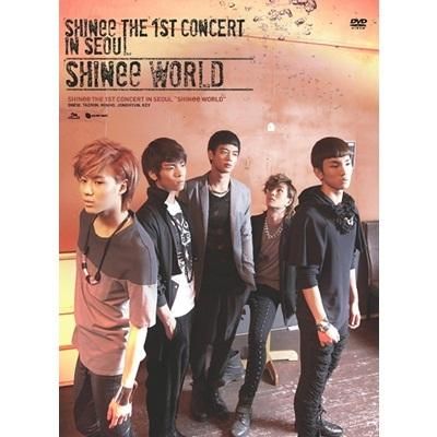 SHINee(シャイニー)-SHINeeWorld[The1stConcertInSeoul](2DVD写真集)